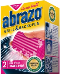 abrazo Grill & Backofen Power-Pads 1 Packung = 2 Stück