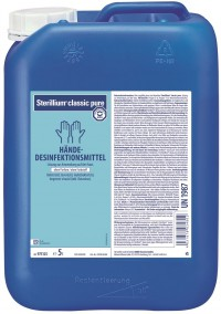 Bode Sterillium® classic pure Händedesinfektion 5 l - Kanister