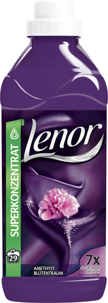 lenor weichsp ler amethyst bl tentraum 730 ml flasche. Black Bedroom Furniture Sets. Home Design Ideas