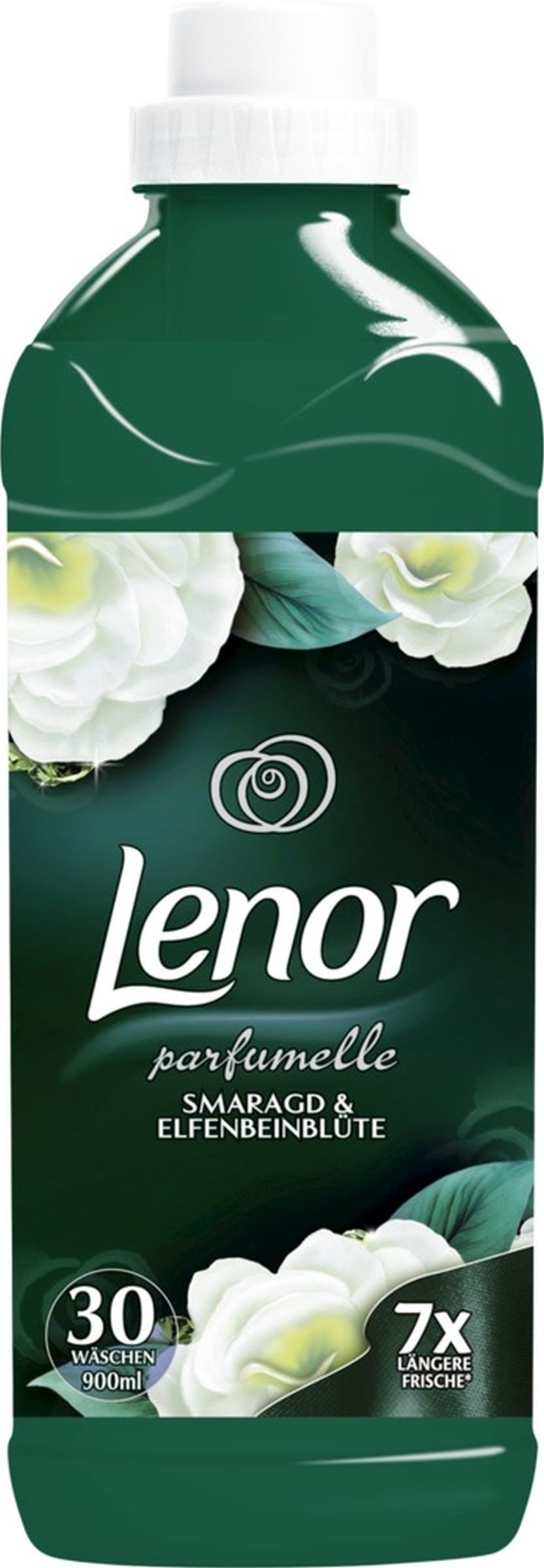 lenor weichsp ler smaragd elfenbeinbl te 900 ml. Black Bedroom Furniture Sets. Home Design Ideas