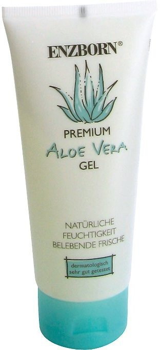 enzborn premium aloe vera gel 100 ml tube online kaufen. Black Bedroom Furniture Sets. Home Design Ideas
