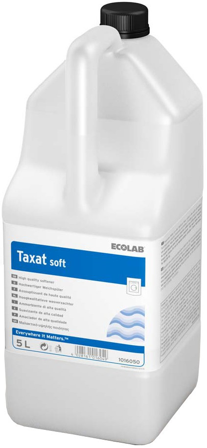 ecolab taxat soft 5 l kanister 1 karton 4 kanister online kaufen. Black Bedroom Furniture Sets. Home Design Ideas