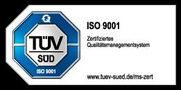 ISO 9001, Zertifiziertes Qualitätsmanagementsystem