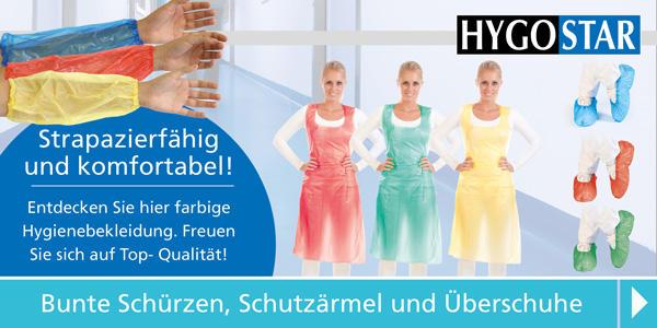 Schutzkleidung im Sortiment: Qualität trifft vielfalt!