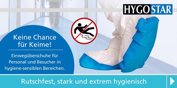 Schützen Sie Ihre Schuhe und Füße vor Keimen!