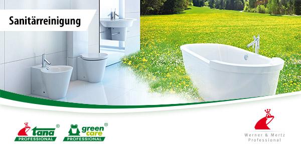 Wirksame Reinigung Ihres Bades garantiert.