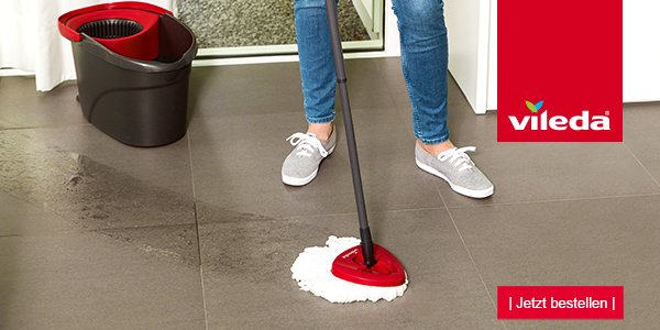Vileda Easy Wring & Clean Wischmop