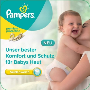 pampers g nstig online kaufen pampers. Black Bedroom Furniture Sets. Home Design Ideas