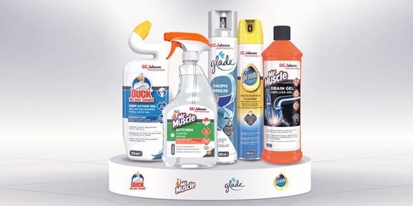 Unsere Profi Hygiene- & Oberflächenreiniger entdecken!