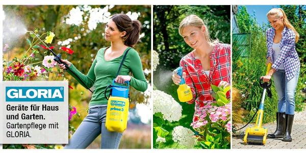Sprühgeräte und Gartenhelfer