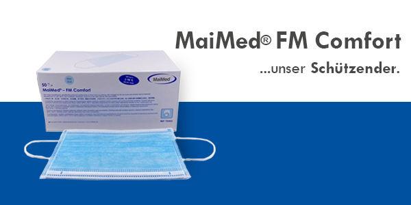 Medizinischer OP-Mundschutz