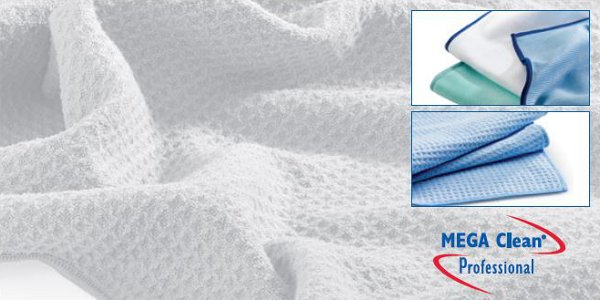 Mikrofaser Waffeltuch & Glasgeschirrtücher
