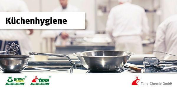 Bringen Sie Ihre Küche wieder zum glänzen.