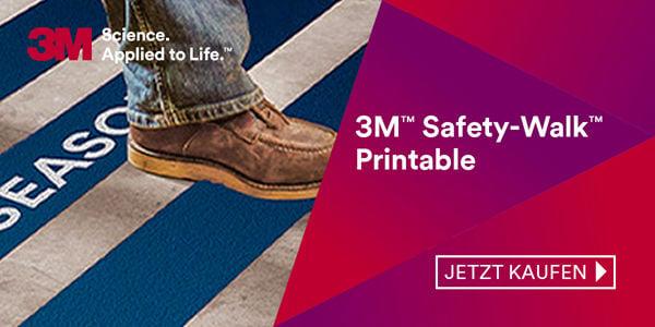 Für mehr Sicherheit in Ihrem Betrieb mit 3M™!