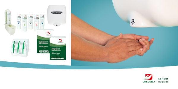 Das Komplettpaket für Ihre Toilettenanlagen