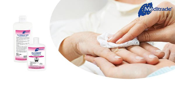 Desinfektion, Pflege & Hygiene