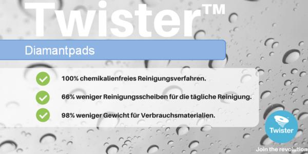 Twister - Umweltfreundlich und kostengünstig!