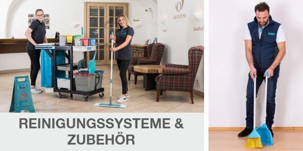 Reinigungssysteme für die private und geweberliche Nutzung!
