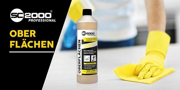 Professionelle Oberflächen-Reinigung: Wichtig in Zeiten von Corona!