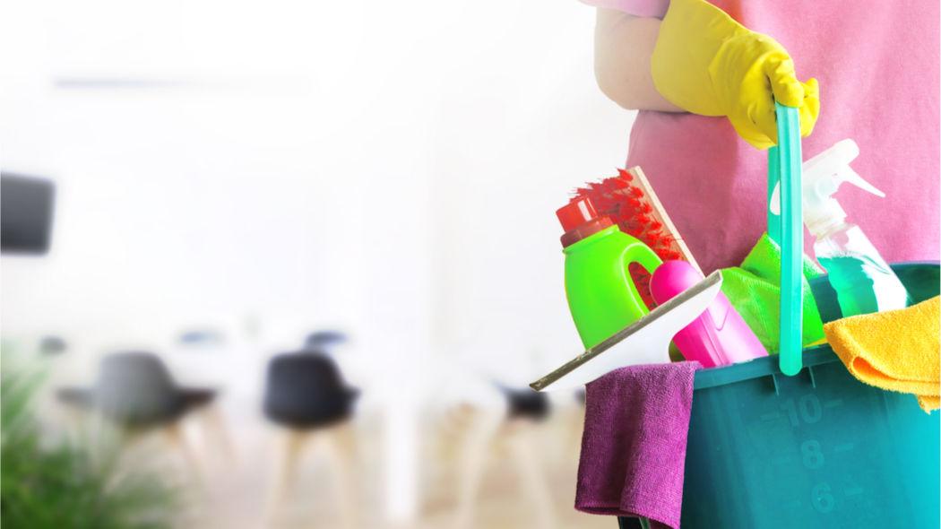 Räume richtig reinigen – Profi-Tipps zur Raum-Reinigung