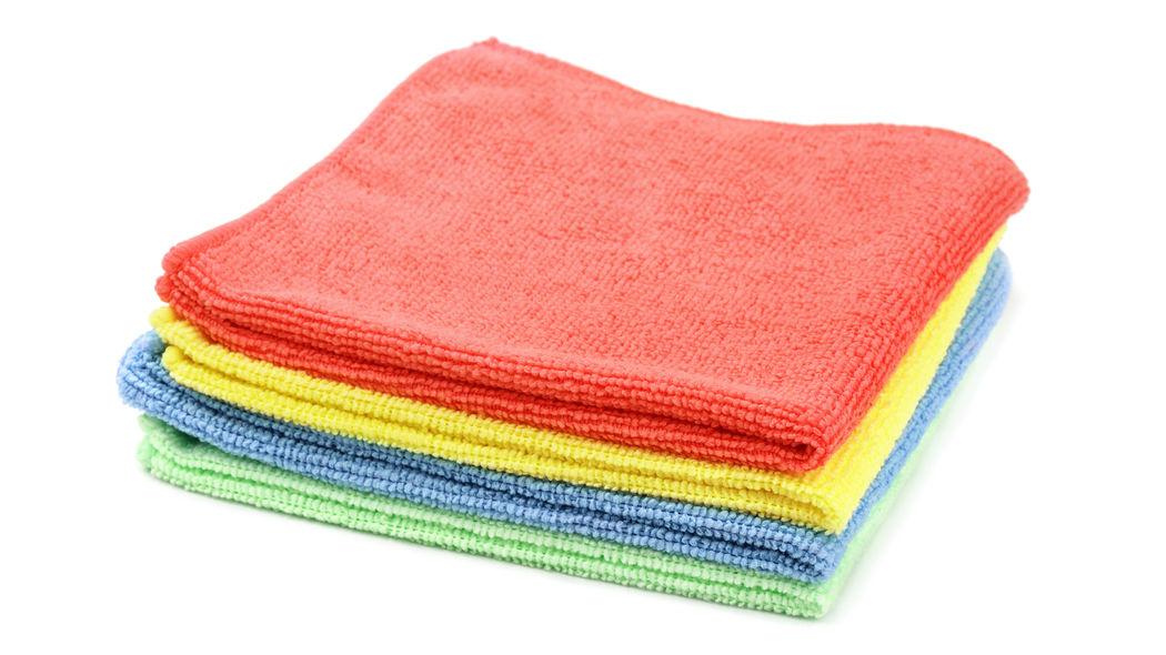 Das Vier-Farb-System bei der Reinigung