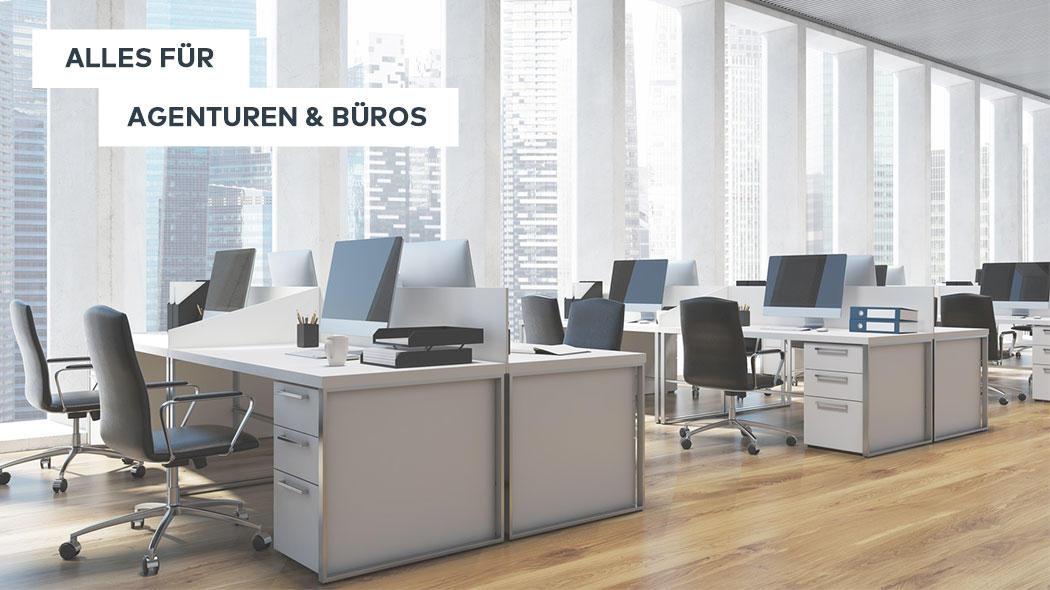 Agenturen & Büros