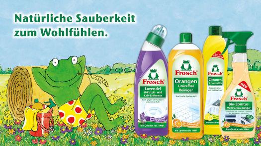 Natürliche Sauberkeit für Ihr Zuhause!