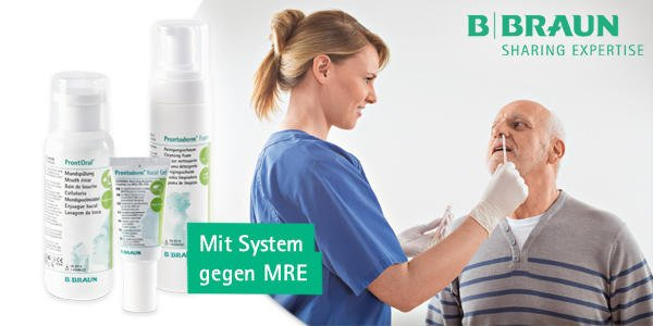 Mit System gegen Multi-Resistente Erreger