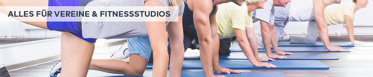 Vereine & Fitnessstudios