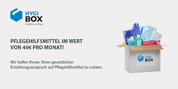 Die HYGIBOX von hygi.de - Jetzt mehr erfahren!