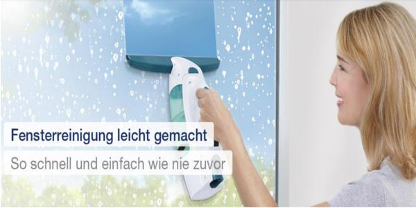LEIFHEIT Fenstersauger für die schnelle Reinigung! Schluss mit Wasserpfützen!