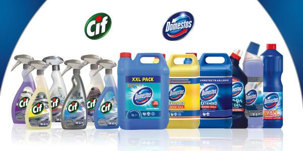 Kraftvolle, hygienische Reinigungmittel für den Frühjahrsputz im ganzen Haus! Jetzt zugreifen!