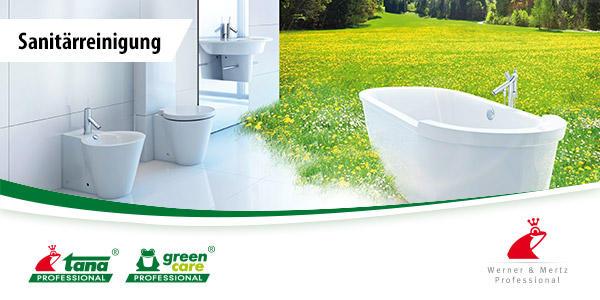 Hochwertige Reinigungsmittel für den Frühjahrsputz im Badezimmer! Jetzt mehr erfahren!