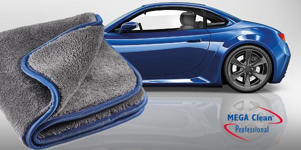 MEGA Flausch Autopflege! Profiqualität zur Autolack- und Innenraumpflege!